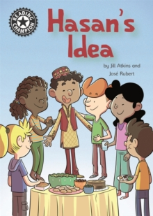 Reading Champion: Hasan's Idea : Independent Reading 15, Hardback Book