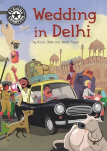 Reading Champion: Wedding in Delhi, Hardback Book