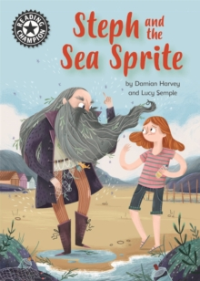 Reading Champion: Steph and the Sea Sprite : Independent Reading 17, Hardback Book