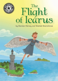 Reading Champion: The Flight of Icarus : Independent Reading 17, Hardback Book