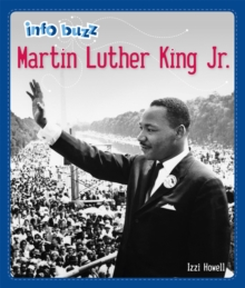 Info Buzz: Black History: Martin Luther King Jr., Hardback Book