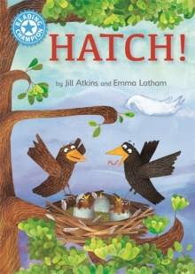 Reading Champion: Hatch! : Independent Reading Blue 4, Paperback / softback Book