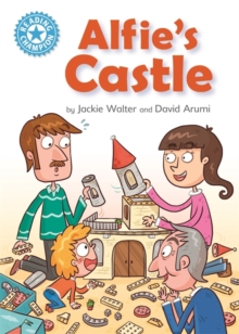 Reading Champion: Alfie's Castle : Independent Reading Blue 4, Paperback / softback Book