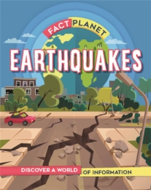 Fact Planet: Earthquakes, Paperback / softback Book