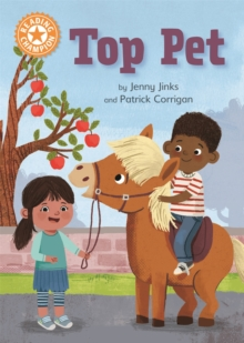 Reading Champion: Top Pet : Independent Reading Orange 6, Hardback Book