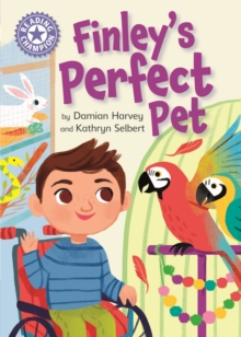 Reading Champion: Finley's Perfect Pet : Independent Reading Purple 8, Hardback Book
