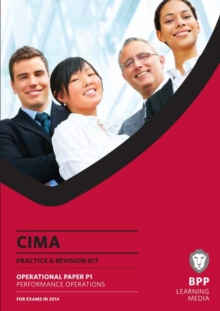 CIMA Performance Operations : Practice and Revision Kit, Paperback Book