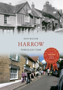 Harrow Through Time, Paperback Book