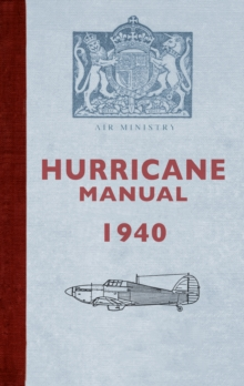 Hurricane Manual 1940, Paperback Book