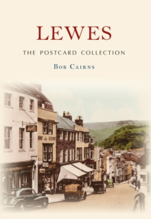 Lewes The Postcard Collection, Paperback / softback Book