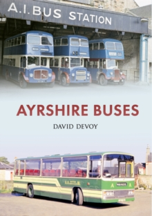 Ayrshire Buses, Paperback Book