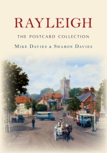 Rayleigh The Postcard Collection, Paperback / softback Book