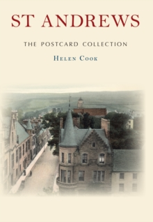 St Andrews the Postcard Collection, Paperback Book