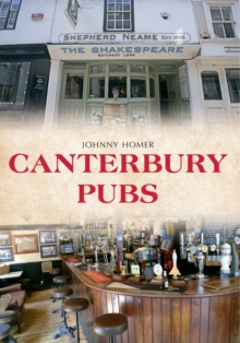 Canterbury Pubs, Paperback Book