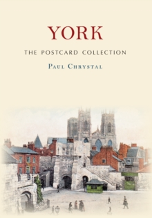 York The Postcard Collection, Paperback Book
