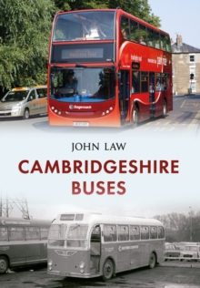 Cambridgeshire Buses, Paperback Book