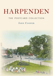 Harpenden The Postcard Collection, Paperback / softback Book