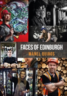 Faces of Edinburgh, Paperback / softback Book