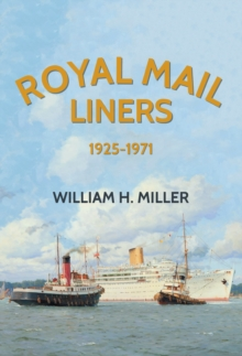 Royal Mail Liners 1925-1971, Paperback Book