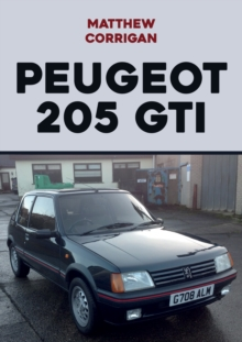 Peugeot 205 GTI, EPUB eBook