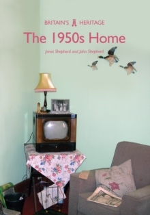 The 1950s Home, Paperback Book