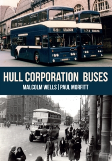 Hull Corporation Buses, Paperback Book