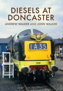 Diesels at Doncaster, Paperback Book