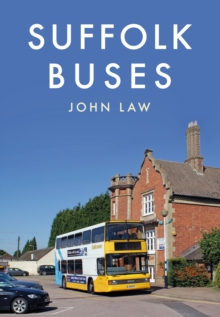Suffolk Buses, Paperback Book