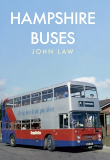 Hampshire Buses, Paperback / softback Book