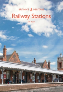 Railway Stations, Paperback / softback Book