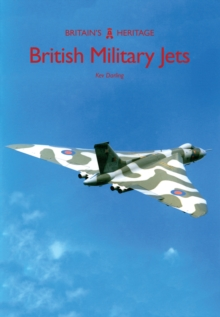 British Military Jets, Paperback Book
