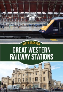 Great Western Railway Stations, Paperback Book