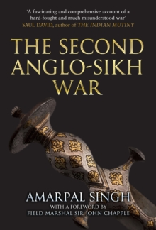 The Second Anglo-Sikh War, Paperback Book