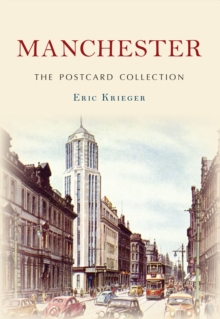 Manchester The Postcard Collection, Paperback / softback Book