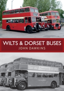 Wilts & Dorset Buses, Paperback Book