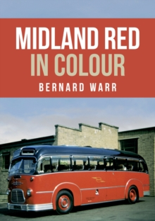 Midland Red in Colour, Paperback / softback Book