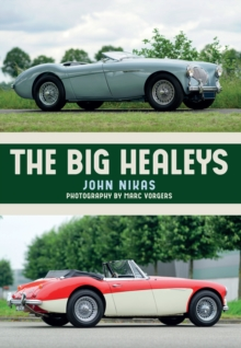 The Big Healeys, Paperback Book