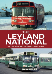 The Leyland National, Paperback / softback Book