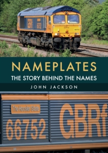 Nameplates : The Story Behind the Names, Paperback Book