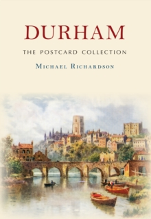 Durham The Postcard Collection, Paperback / softback Book