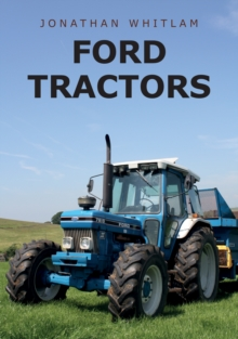 Ford Tractors, Paperback / softback Book