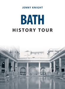 Bath History Tour, Paperback Book