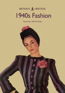 1940s Fashion, Paperback Book