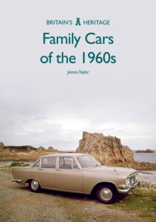 Family Cars of the 1960s, Paperback / softback Book