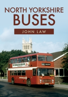 North Yorkshire Buses, Paperback / softback Book