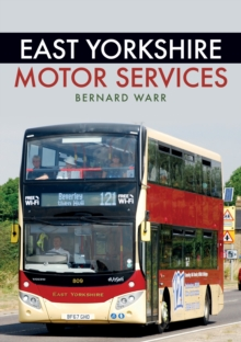 East Yorkshire Motor Services, Paperback / softback Book