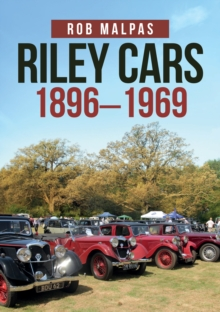 Riley Cars 1896-1969, Paperback / softback Book