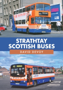 Strathtay Scottish Buses, Paperback / softback Book