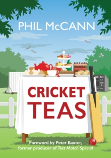 Cricket Teas, Paperback / softback Book