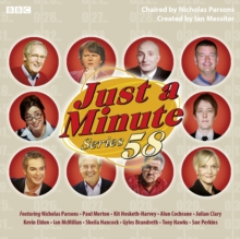 Just A Minute: Series 58 (Complete), eAudiobook MP3 eaudioBook